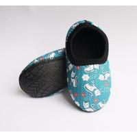Sapato Neoprene Fit Cat Ufrog Feminino - Feminino-Azul