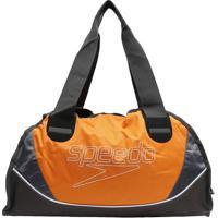 Mala Essential - Laranja & Cinza - 26X48X20Cmspeedo