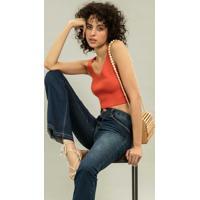 Calça Malibu Flare Duo Core Jeans - Lez A Lez