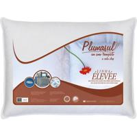 Travesseiro Pena Fibra Siliconada 233 Fios 50X70Cm Plumasul