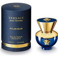 Perfume Dylan Blue Versace Feminino Eau De Parfum 30Ml - Feminino-Incolor