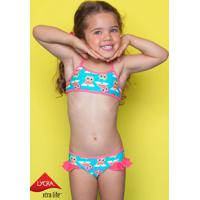 Biquíni Kids Coruja Arco Iris 110400400 Puket