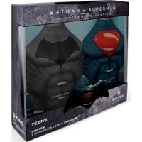 Kit Batman Vs Superman Shampoo + Condicionador