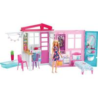 Boneca Barbie Casa Glamour Unica
