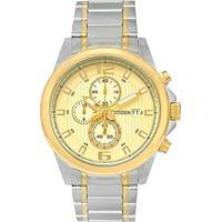 Relógio Citizen Tz20457X Masculino - Masculino-Prata+Dourado