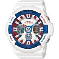 Relógio Casio Masculino G-Shock Ga-201Tr-7Adr