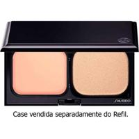 Pó Compacto Sheer Matifying Compact Shiseido - I00 - Very Light Ivory - Feminino-Incolor