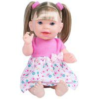 Boneca Nandinha Fala Frases 365 Super Toys