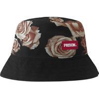 Chapéu Prison Bucket Hat Floral