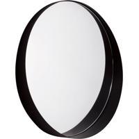 Espelho Decorativo Bart 50 X 60 Cm Preto
