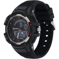 Relógio Digital Analógico X Games Xmppa231 - Masculino - Preto