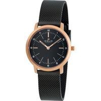 Relógio Oslo Feminino - Oftsss9T0013 P2Px - Rosé