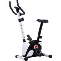 Bicicleta Ergométrica Kikos Kv 3.1I - Branco/Preto