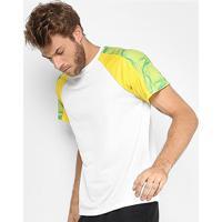 Camisa Gonew Futebol Brasil Sublimada Masculina - Masculino
