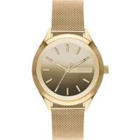 Relógio Touch Unissex Vital Dourado Tw2035Mrl/4D Tw2035Mrl/4D
