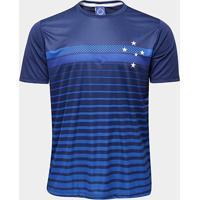 Camiseta Cruzeiro Date Masculina - Masculino