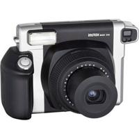 Câmera Instantânea Fujifilm Instax Wide 300 – Preta/Prata
