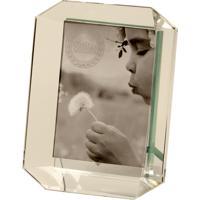 Porta Retrato De Cristal Decorativo Montijo