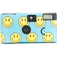 Chinatown Market Câmera Com Estampa Smile - Azul