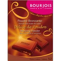Pó Bronzeador Bourjois Delice De Poudre-Mates/Halees Marrom
