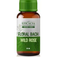 Floral De Bach Wild Rose - 30 Ml