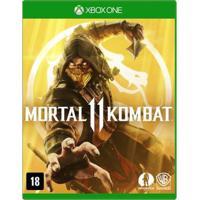 Xbox One - Mortal Kombat 11 - Unissex