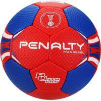 Bola De Handebol Penalty Suécia H2L Ultra Grip Iv Vermelha