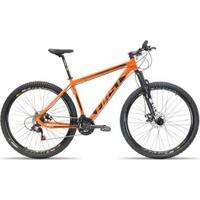 Bicicleta Aro 29 First Smitt 24 Velocidades Relação Index Freio A Disco Suspensão - Unissex