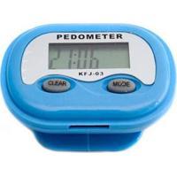 Pedômetro De 0 A 99.999 Passos Supermedy - Unissex