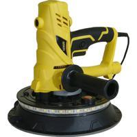 Lixadeira De Parede Lynus Lpl-850L 850W Amarela E Preta Com Led