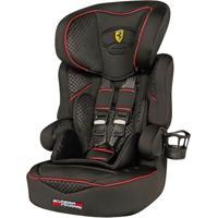 Cadeira Para Auto De 09 À 36 Kg - Beline Sp - Ferrari Black - Team Tex - Unissex