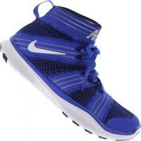 Tênis Nike Free Train Virtue - Masculino - Azul/Azul Esc