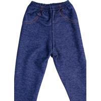 Calça Skinny Milkfun Malha Jeans