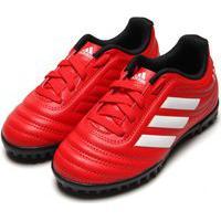 Chuteira Adidas Performance Menino Copa 20 4 Tf Jr Vermelha