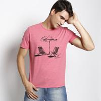 Camiseta Guarda Sol - Rosa & Pretavide Bula