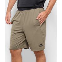Short Adidas 4Kspr A Ult 9 Masculino - Masculino-Verde