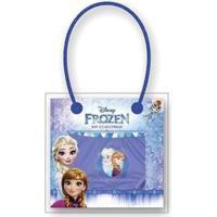 Calcinha Infantil Algodão Kit Com 2 Frozen Lupo - Feminino-Branco