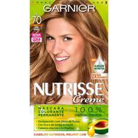 Tintura Garnier Nutrisse Kit Creme Cor 70 Mel Louro Natural