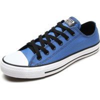Tênis Converse Chuck Taylor All Star Ox Azul