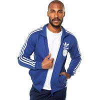 Blusão Adidas Originals Str Tt Azul