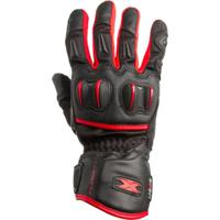 Luva Texx Flash Touch Finger Vermelha - Masculino