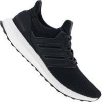 Tênis Adidas Ultraboost U - Masculino - Preto/Branco