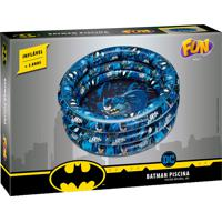 Piscina Inflável Fun Batman Vinil 68 Litros Azul