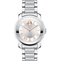 Relógio Movado Feminino Aço - 3600244