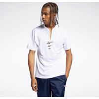 Camisetas E Regatas Cl D Soccer Jersey Masculina - Masculino-Branco