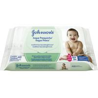 Lenços Umedecidos Johnsons Baby Toque Fresquinho Johnson E Johnson 48 Toalhas