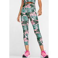 Calça Legging Nike Fast Feminina - Feminino-Pink+Prata