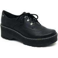Sapato Dakota Oxford Flatform Tratorado G2573 Preto