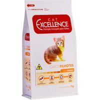 Ração Para Gatos Filhotes Cat Excellence Sabor Frango 1Kg