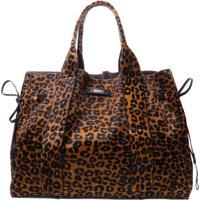 Shopping Maxxi Bag Animal Print   Schutz